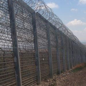 Spezielle Barrierezäune für schwerwiegende Bedrohungen und schwere Belastung