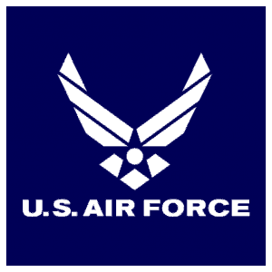 Logo: U.S. Air Force