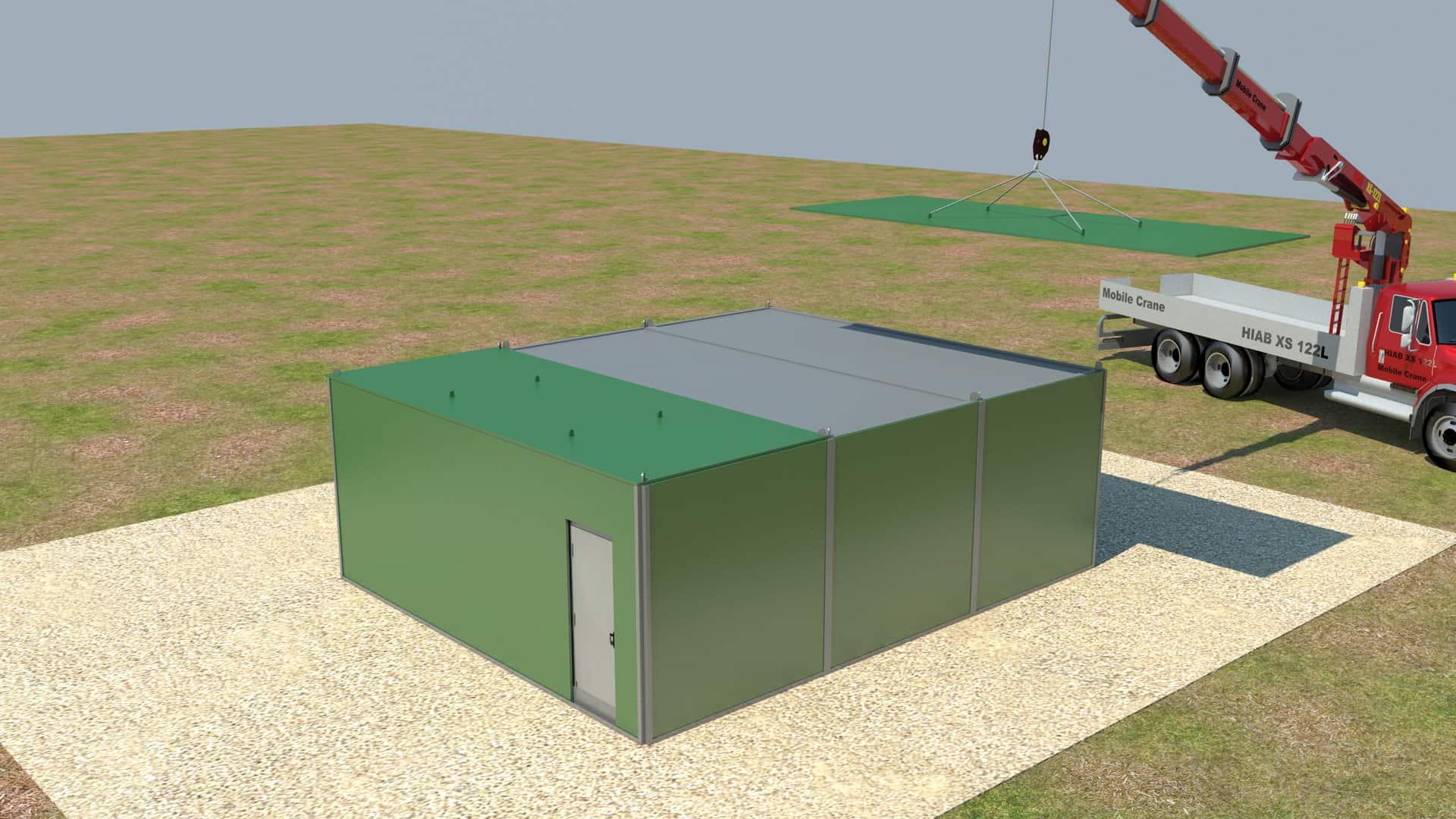 befestigte frontlinien posten mifram security. Black Bedroom Furniture Sets. Home Design Ideas